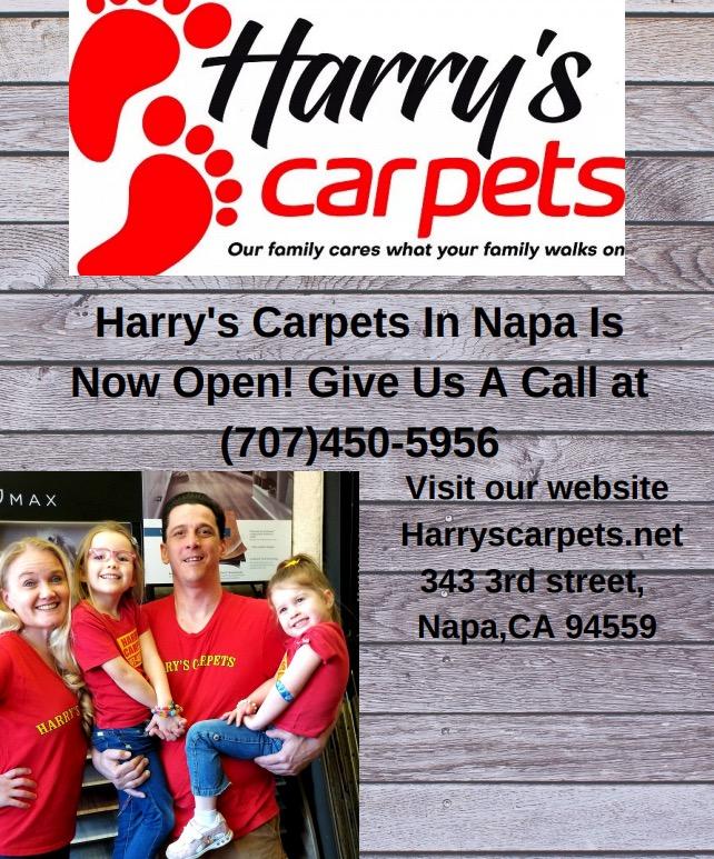 harry's carpets